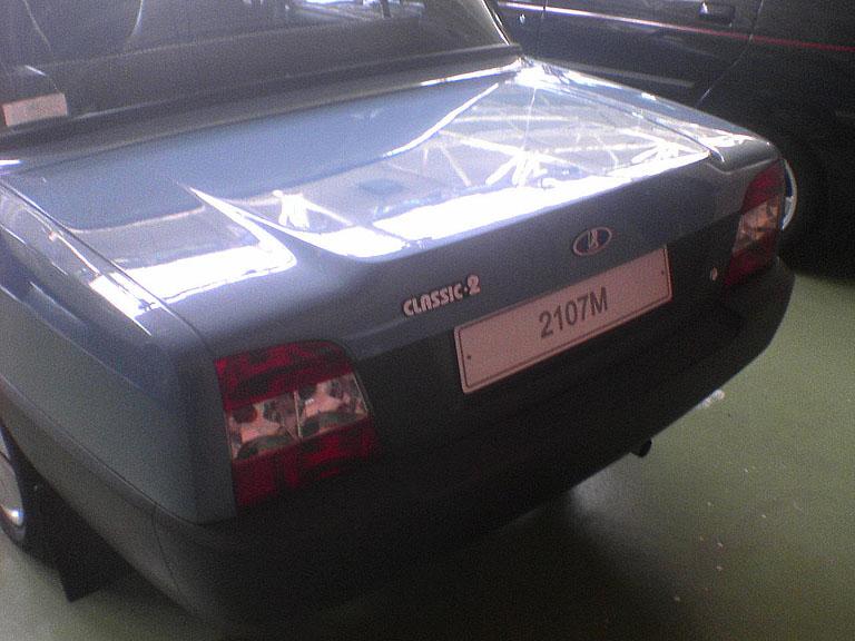ВАЗ-2116 Седан - представитель новой платформы автомобилей класса С